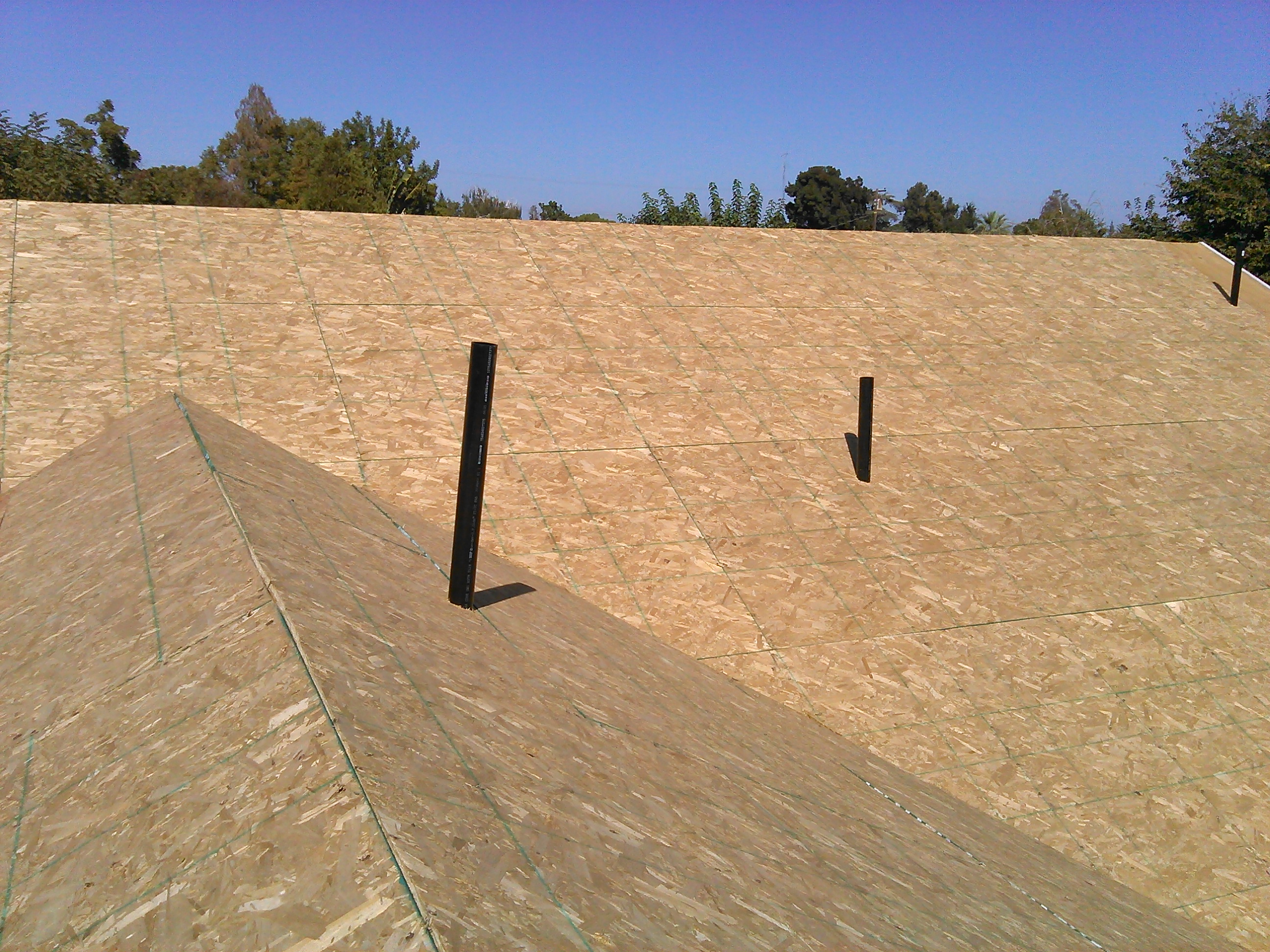 Roof Osb Amp Mastering Roof Inspections Asphalt Composition