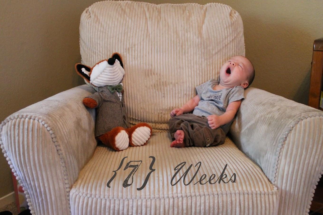 Josiah @ 7 Weeks